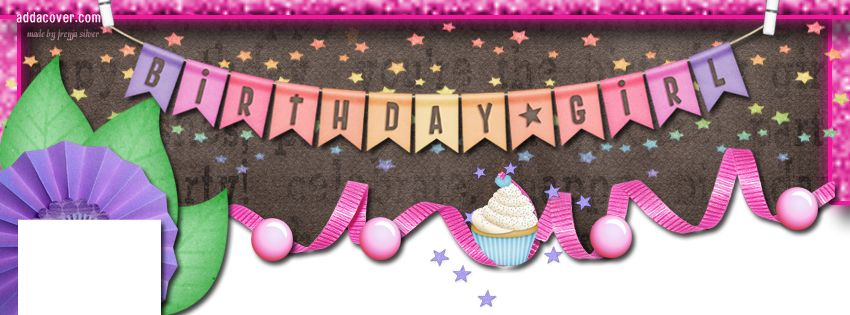 Birthday Facebook Cover Cover pics, Facebook timeline