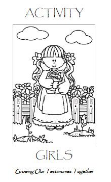 Activity/Achievement Days ideas from sugar doodle | Church ...