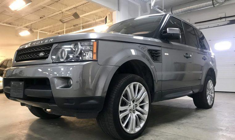 2011 Land Rover Range Rover Sport LUX V8*NAVI*Sunroof