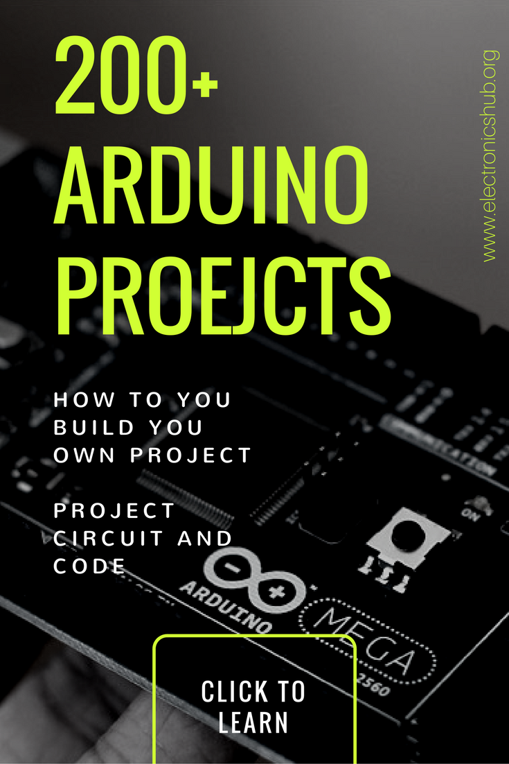 Electronics Engineering Mini Projects Final 200 Arduino List For Year Students In 2018 Http Sclickaliexpresscom E