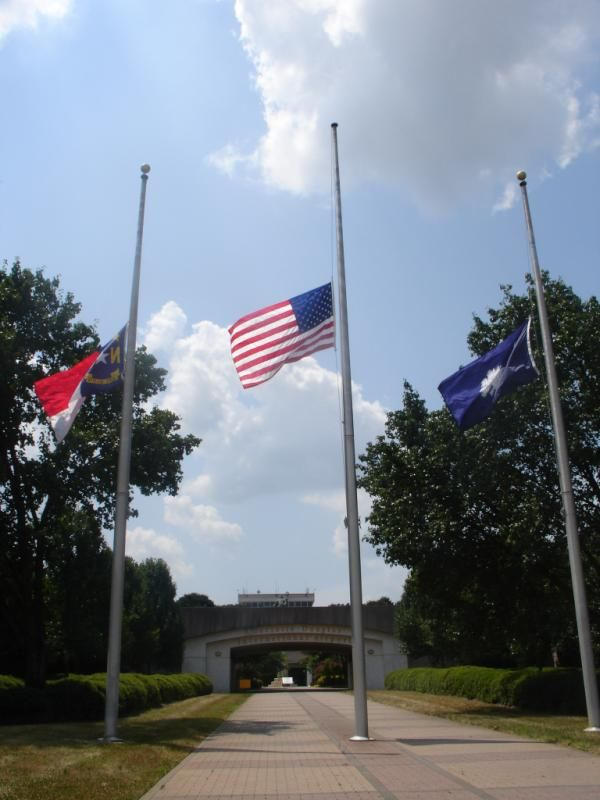Clt Airport On Twitter Flags At Half Mast Flag Half Mast