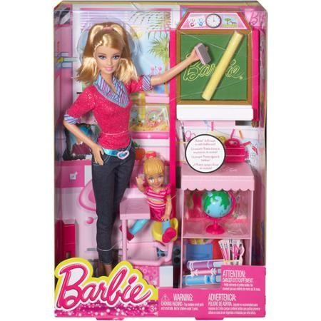 Barbie Careers Complete Play Teacher Set - Walmart Addison - walmart careers