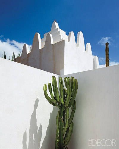 ..2..Terrace: Liza Bruce's Moroccan Home