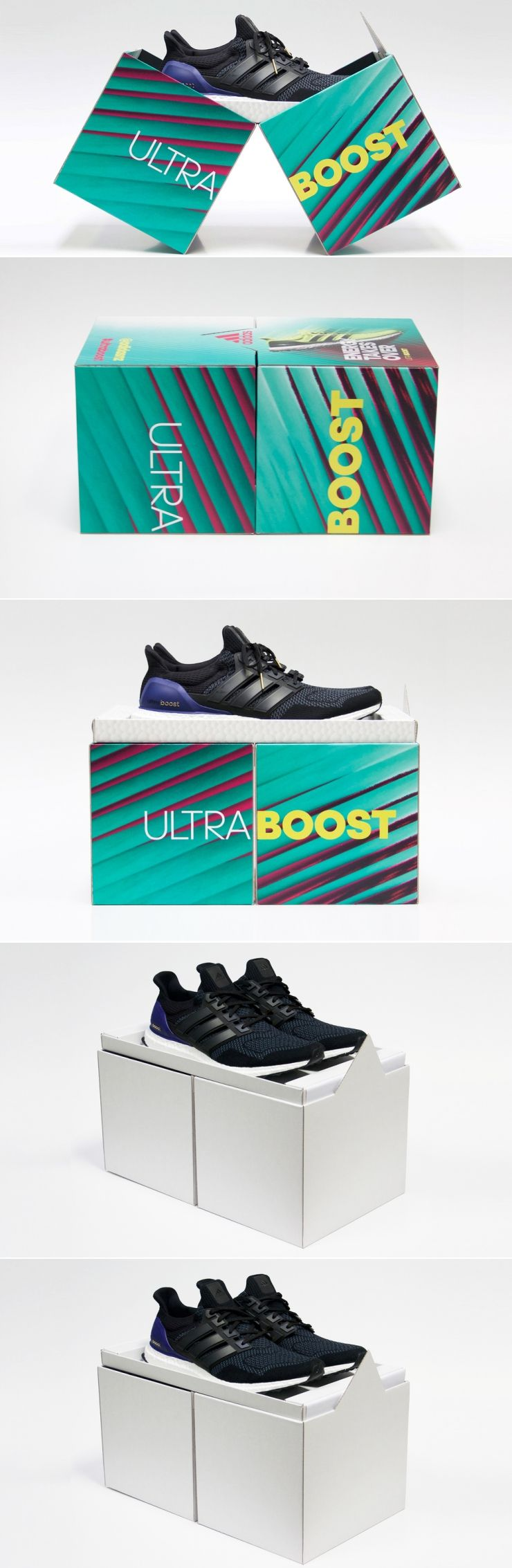 952bcf3a1302a Adidas Ultra Boost — The Dieline