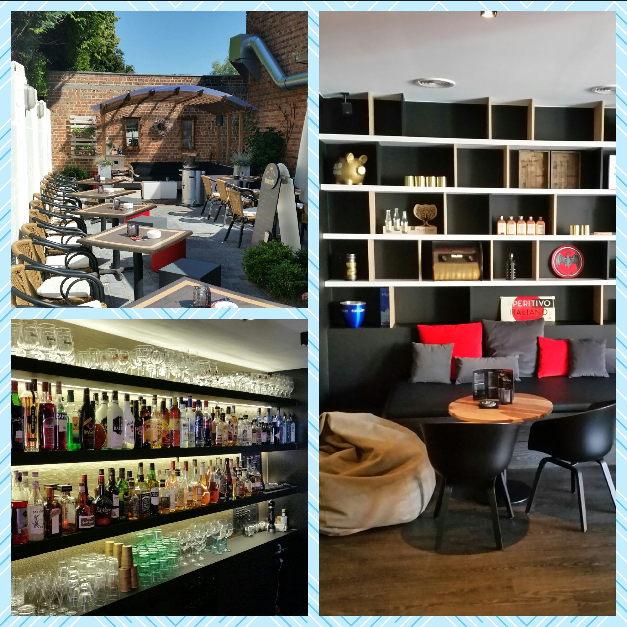 Bar-de-Q in Eeklo, Oost-Vlaanderen
