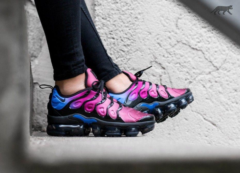 Nike Air Vapormax Plus Hyper Violet - Grailify Sneaker Releases ...