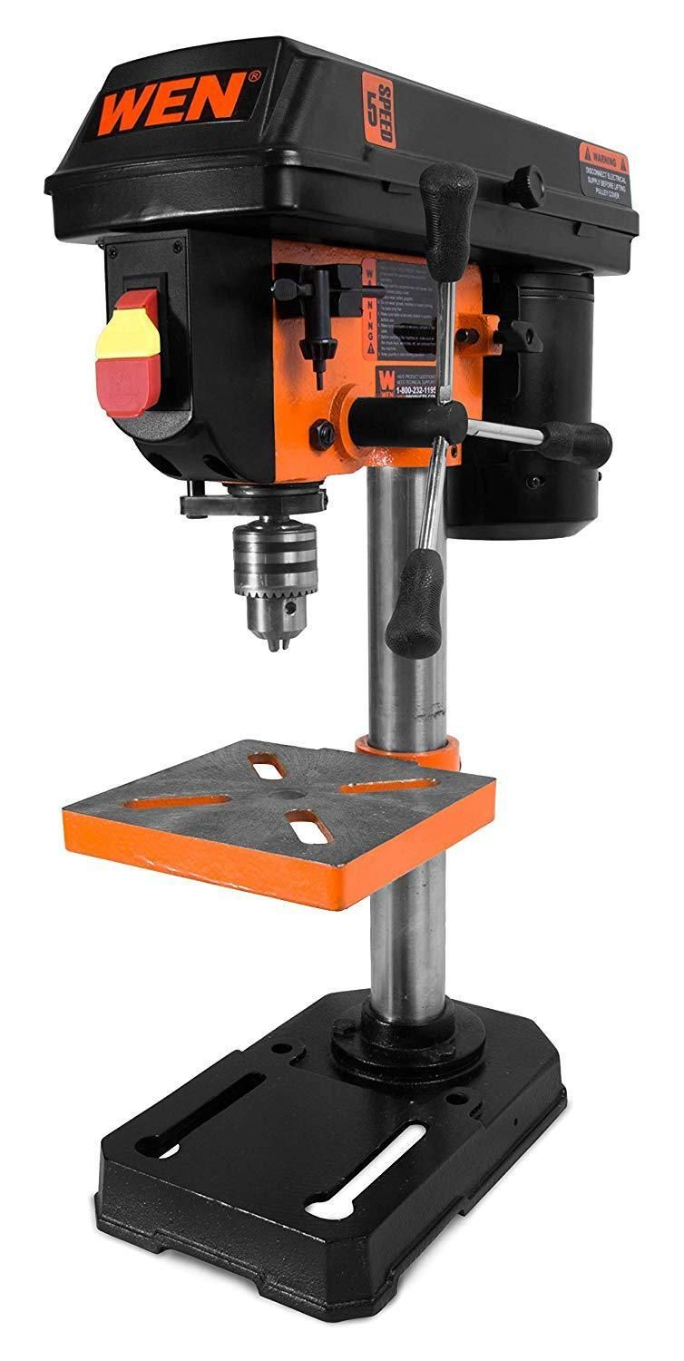 Drill Presses 71296 Wen 4208 8 In 5 Speed Drill Press New Buy It Now Only 70 98 On Ebay Drill Pre With Images Drill Press Small Drill Press Table Top Drill Press