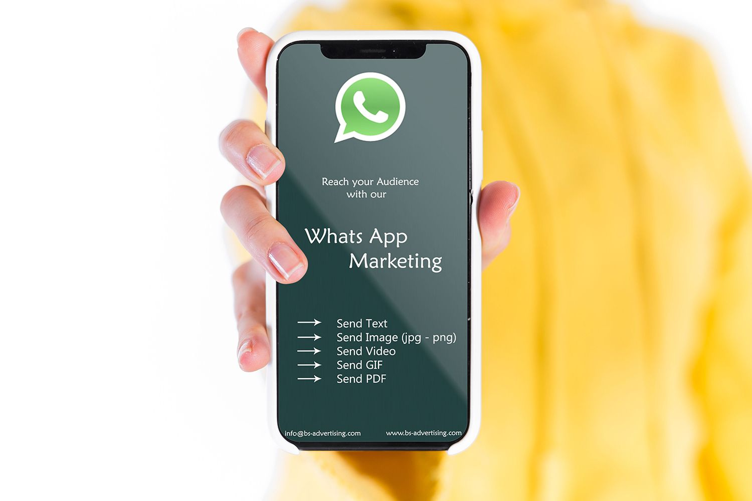 Whats App Marketing Services In Jeddah Whats App Marketing