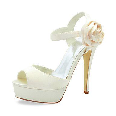 44c918779c2 Γυναικεία Παπούτσια | Υποδήματα | Wedding shoes, Peep toe wedding ...