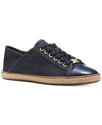 7109afa026cc MICHAEL Michael Kors Kristy Slide Sneakers - Sneakers - Shoes - Macy s  99