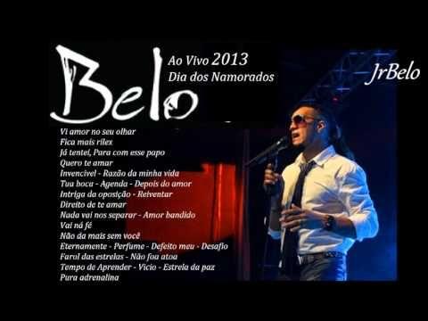 Belo Cd Completo Dia dos Namorados (2013) - JrBelo