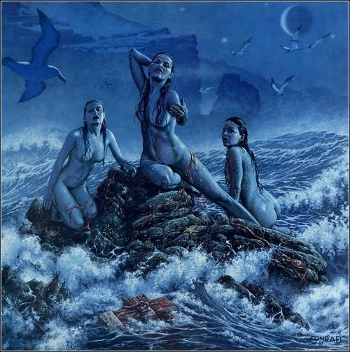 Wht Were Mermaids in Greek Mythology? - Historical Investigation Essay
