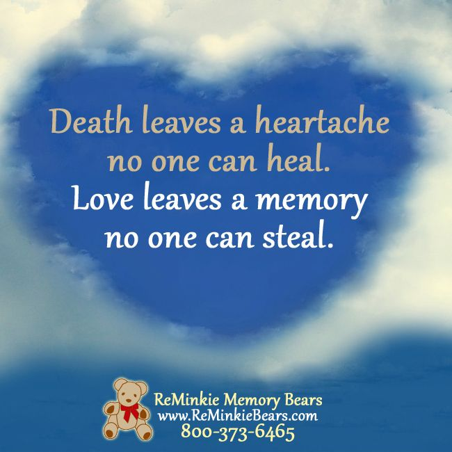 In Memory Of Loved Ones Quotes Awesome Memorial Quotes With Reminkie Memory Bears  Www.reminkiebears