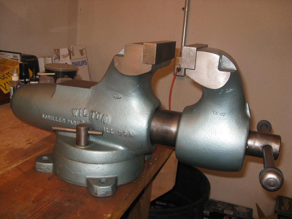 Wilton Vise Jaws Parts Diagram A Very Nice Restoration On 1024x768