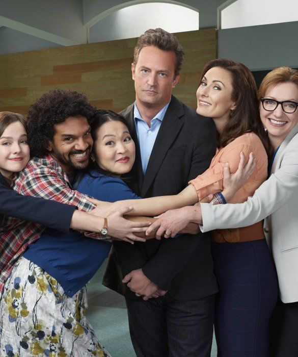 The Best Fall TV Shows for Moms - 'Go On' - mom.me