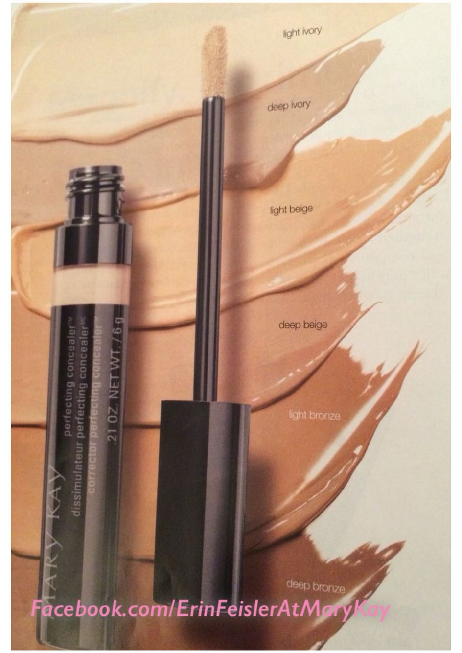 New Mary Kay concealer 2016 To order or a