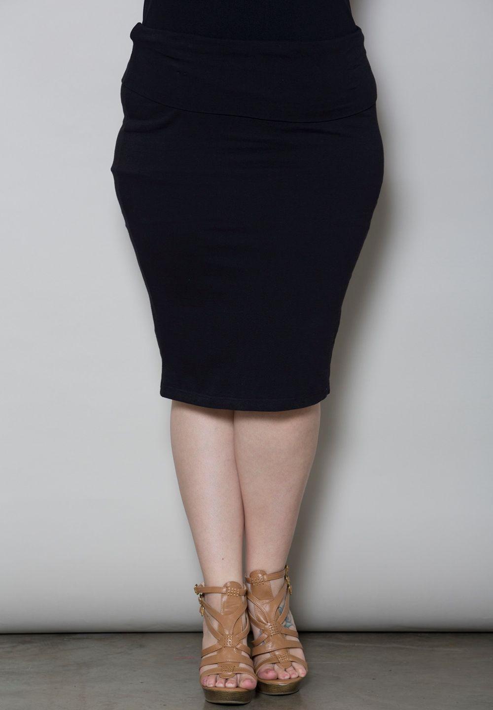 625c0724a7e Plus Size Skirts