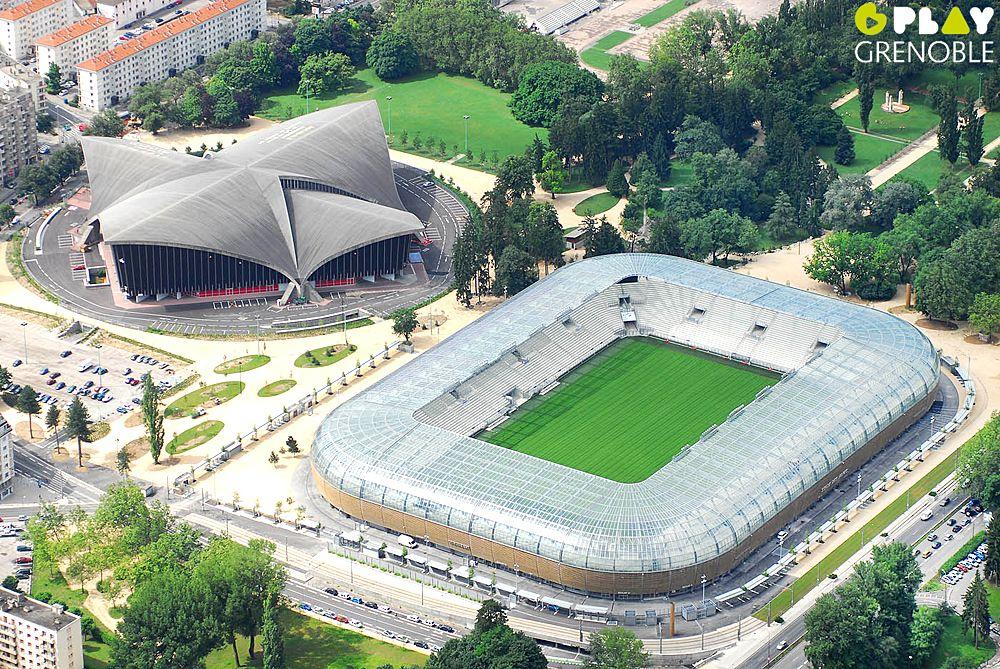 Stade des Alpes Soccer stadium, Football stadiums
