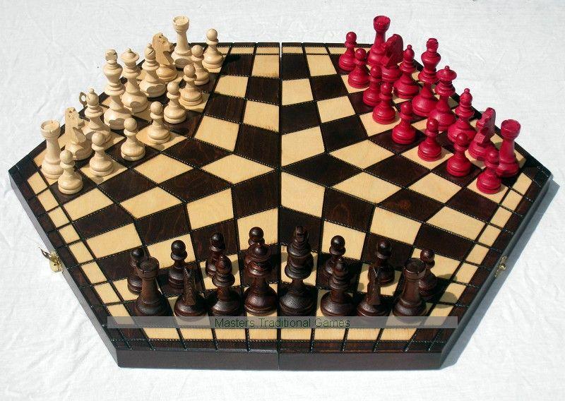 3 Spieler Schach