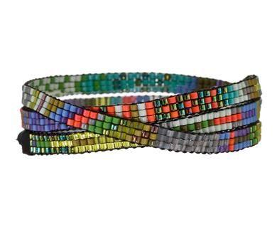 Julie Rofman   Barbados Bracelet and Necklace in Bracelets Wraps at TWISTonline