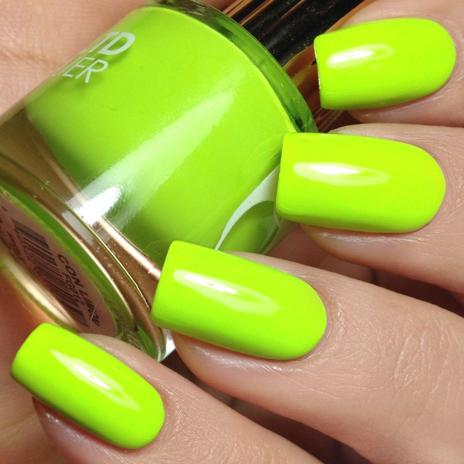 Floss Gloss Con Limon Nail Polish | TCUIDA uñas | Pinterest | Uña ...