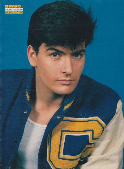 Pin by pauline amy on charlie sheen pinterest charlie sheen charlie sheen young illuminati handsome gender music genre thecheapjerseys Choice Image