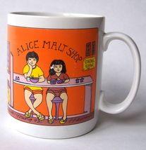 Hawaiian Alice's Malt Shop Coffee Mug