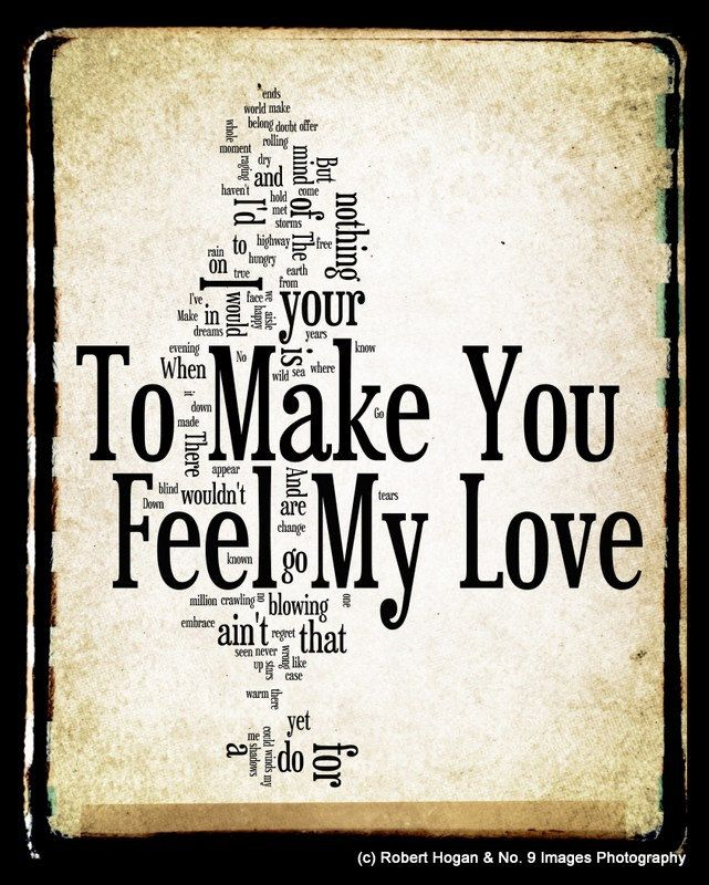 To Make You Feel My Love Bob Dylan Song Covered By Adele My