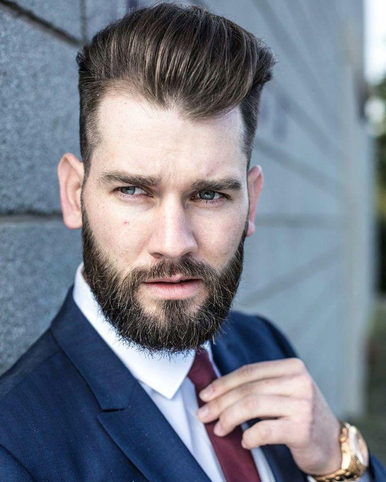 Peinados De Hombre Y Cortes De Pelo Modernos Para El 2018 Belleza