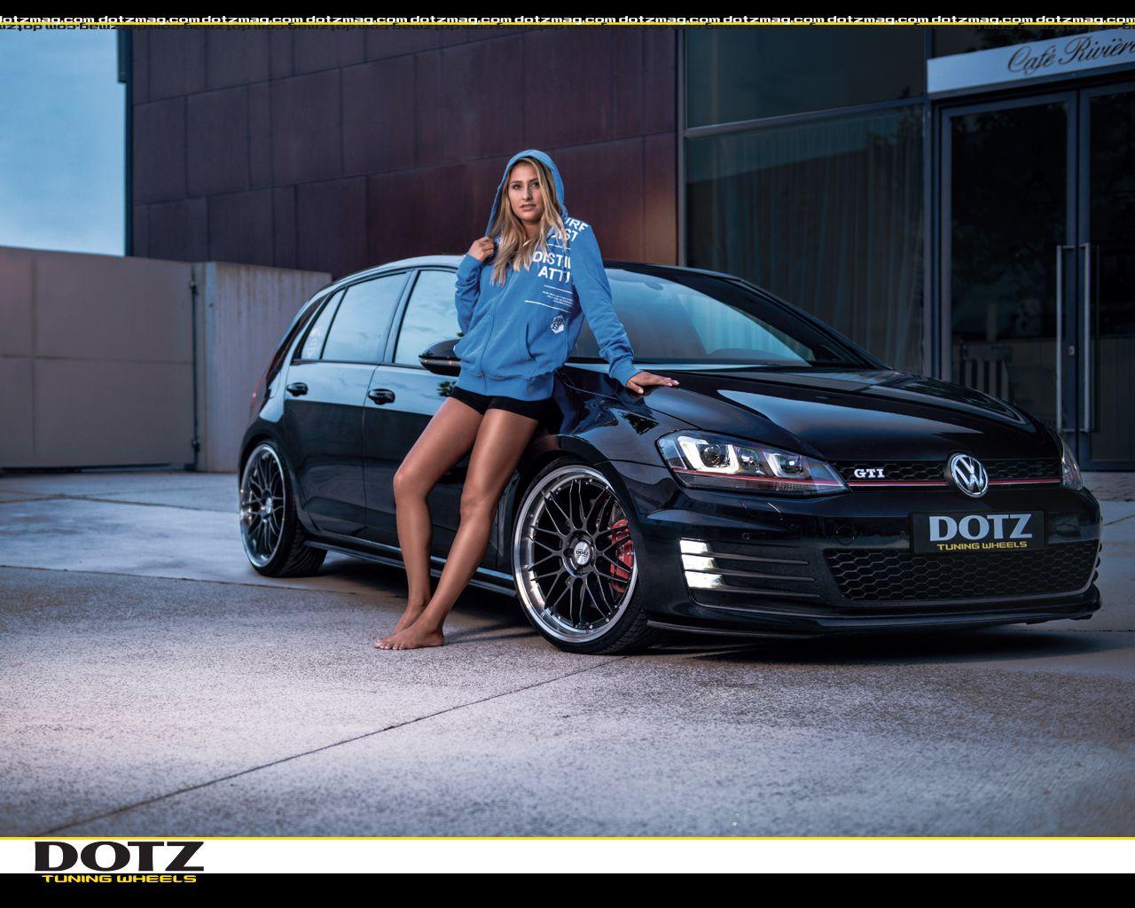 VW Golf MK7 GTI | dubzya | Vw golf r mk7, Volkswagen golf, Gti mk7