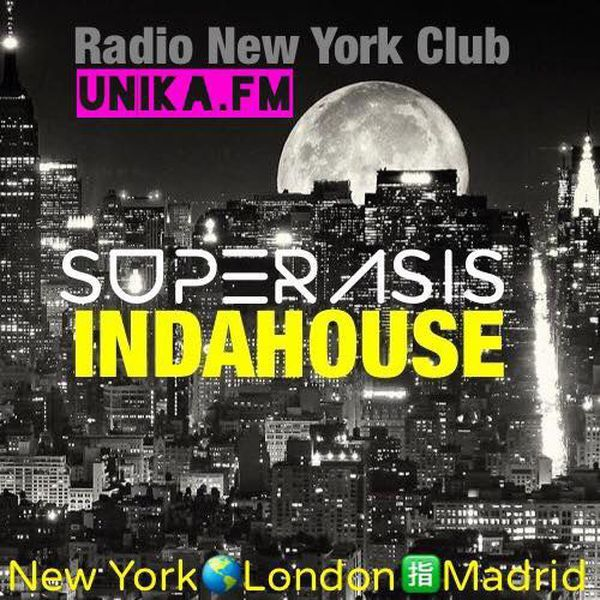 """Check out """"15.-SUPERASIS INDAHOUSE -RADIO NEW YORK CLUB-Episode 15@HQ GLOBAL DANCE/9th December 2016"""" by SUPERASIS on Mixcloud"""