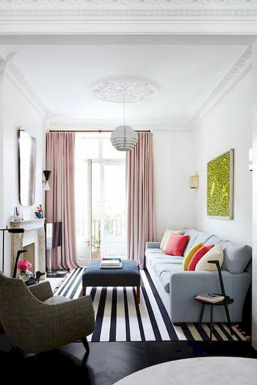 45 Small Apartment Living Room Layout Ideas | Apartment living ...