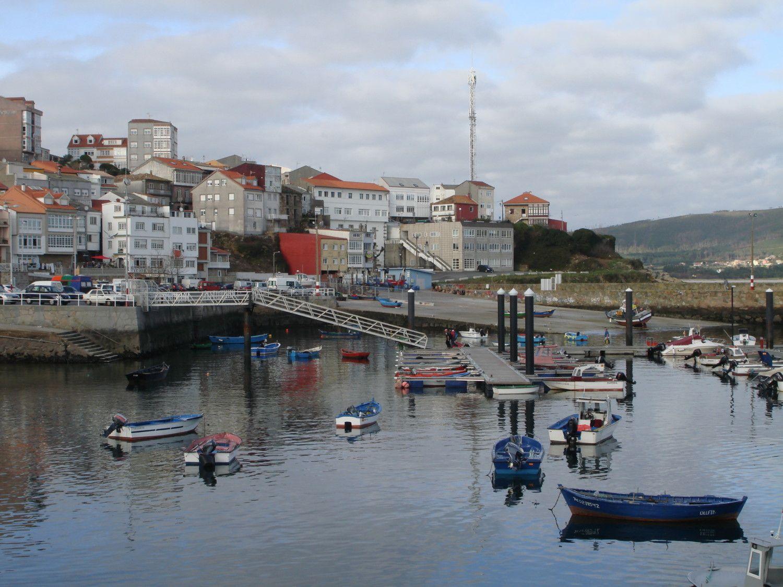 Porto de Fisterra #Costadamorte