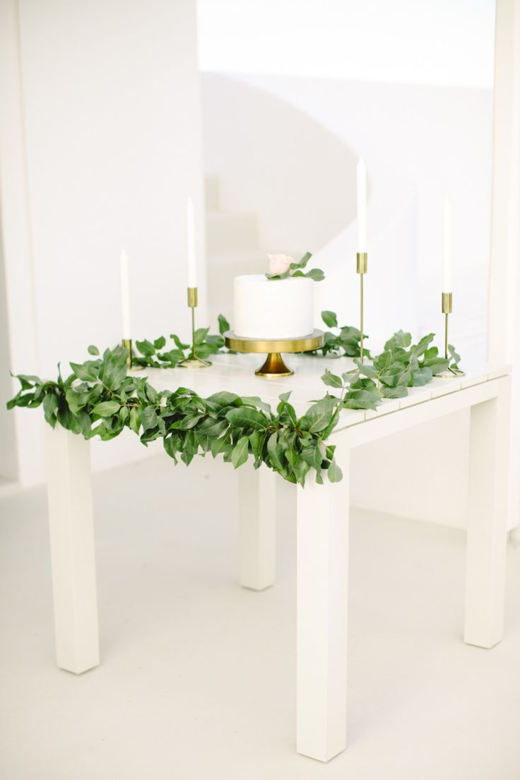 A Modern Elopement Overlooking the Aegean Sea | Elopements, Florals ...