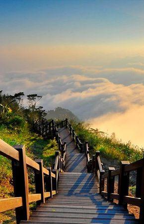 Hiking Yushan National Park Taiwan Fotografia De Paisagem Lindas Paisagens Fotos De Paisagem