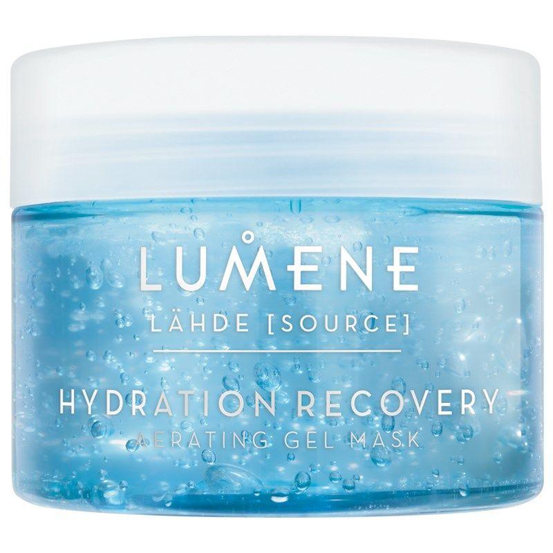 Lumene Lahde Hydration Recovery Oxygenating Gel Mask 150ml Aloe