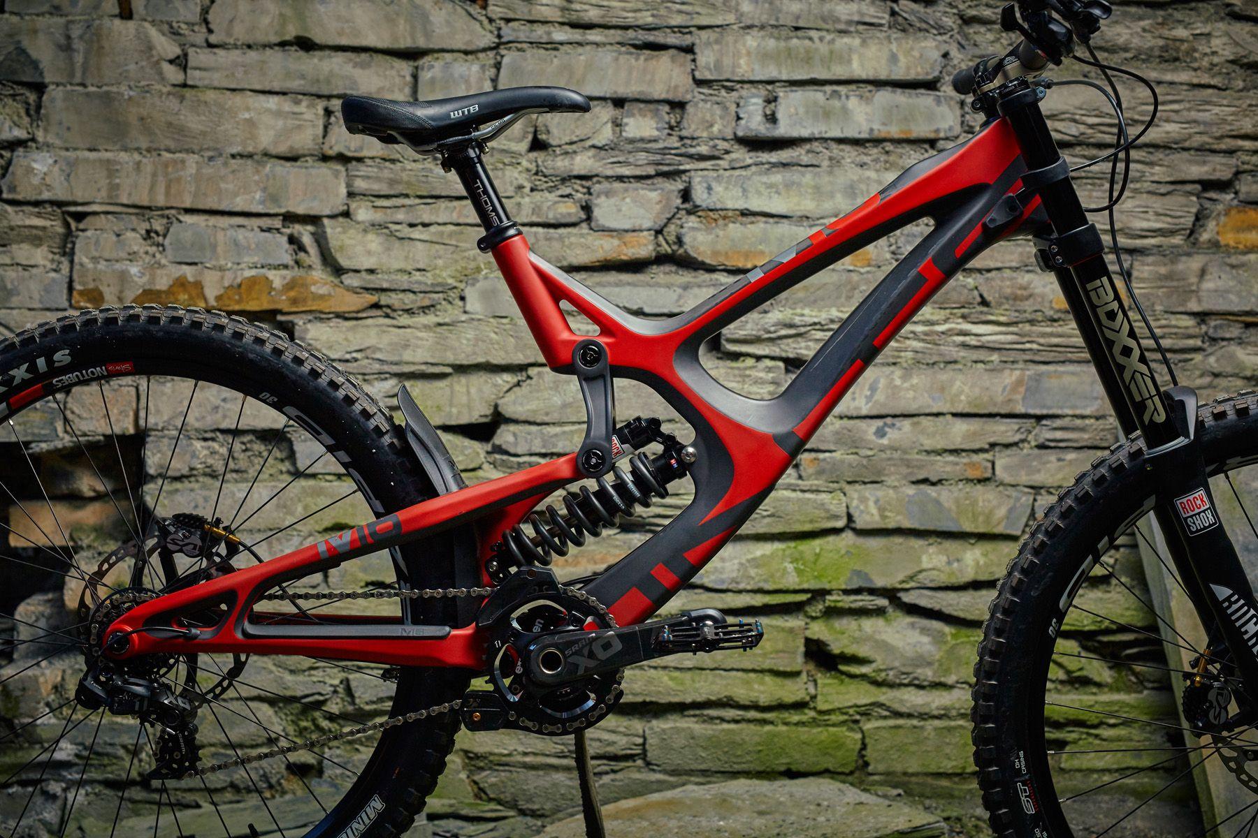 Intense M16 C Bike Reviews Intense Bike