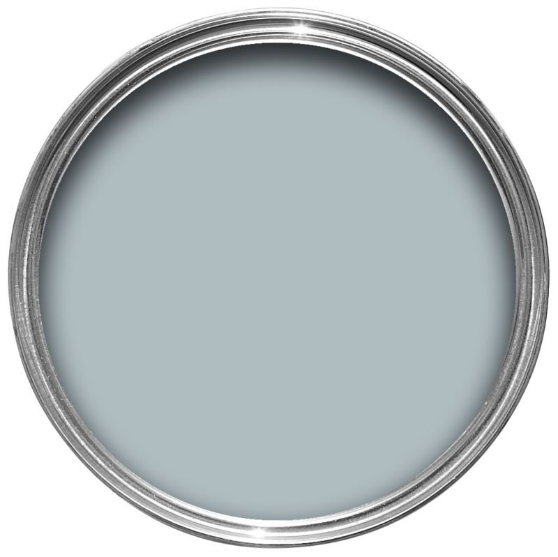 1829 Eggshell Paint Swedish Blue Love This Color With Dark Wood Cabinets Mocha And White Trim For A Bathroom Dressing Room Is Creative Inspiration