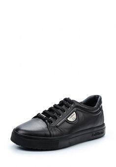 Кеды, Baldinini, цвет  черный. Артикул  BA097AMTBY79. Мужская обувь ... f7ea567857d