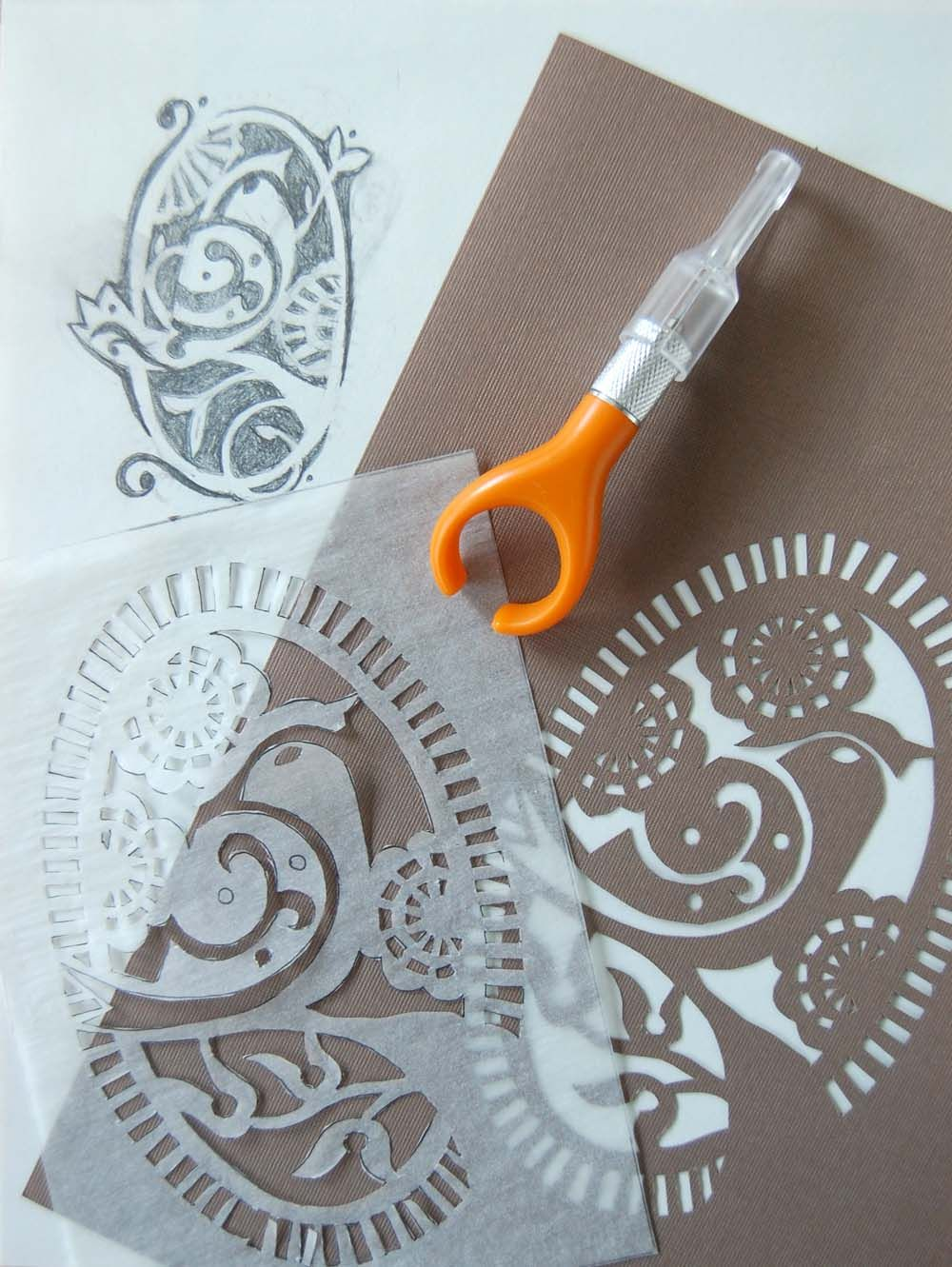 tools for papercutting