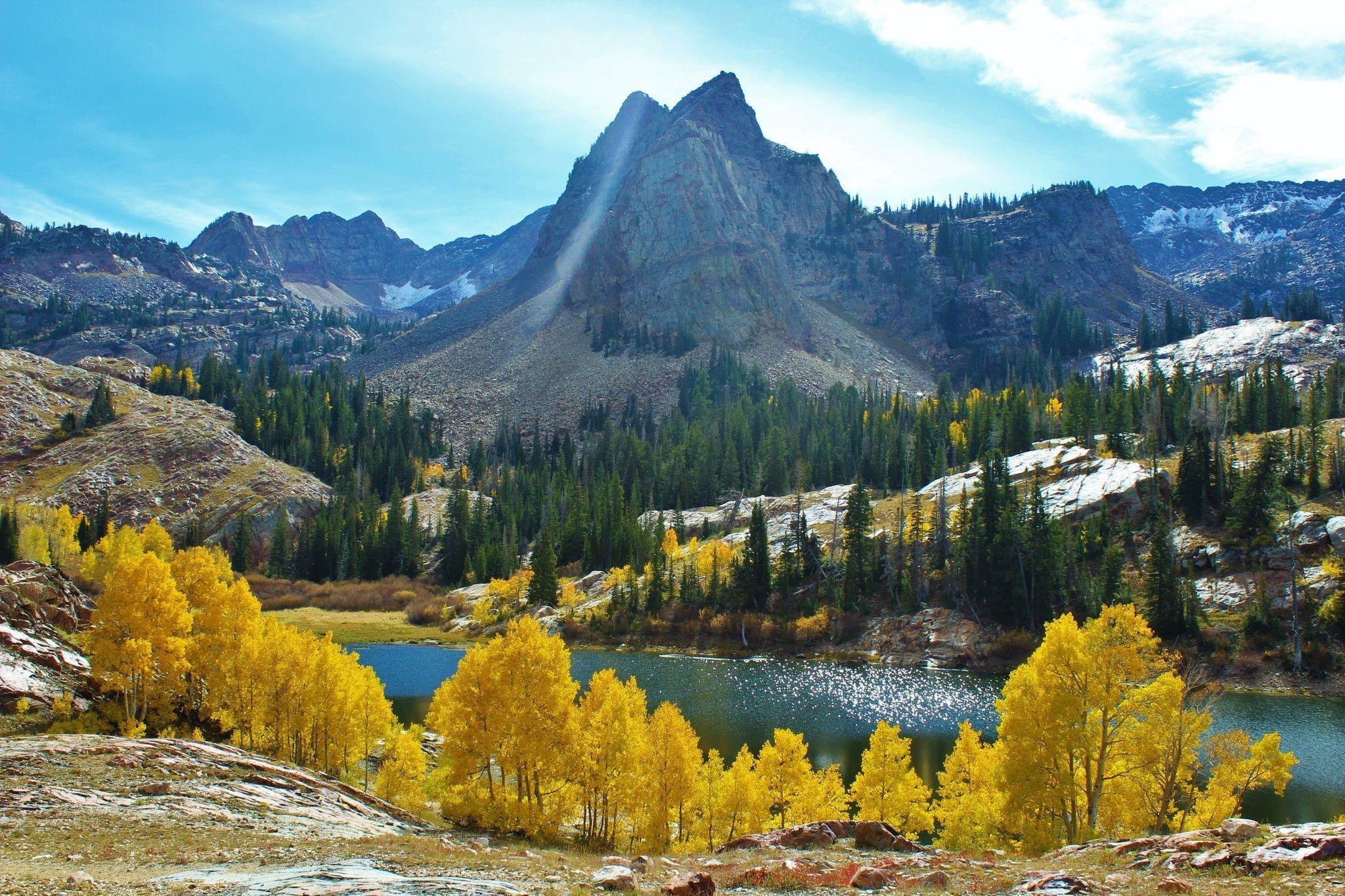 Lake Blanche Trail Utah Road Trip Park City Utah Camping Areas Near Me