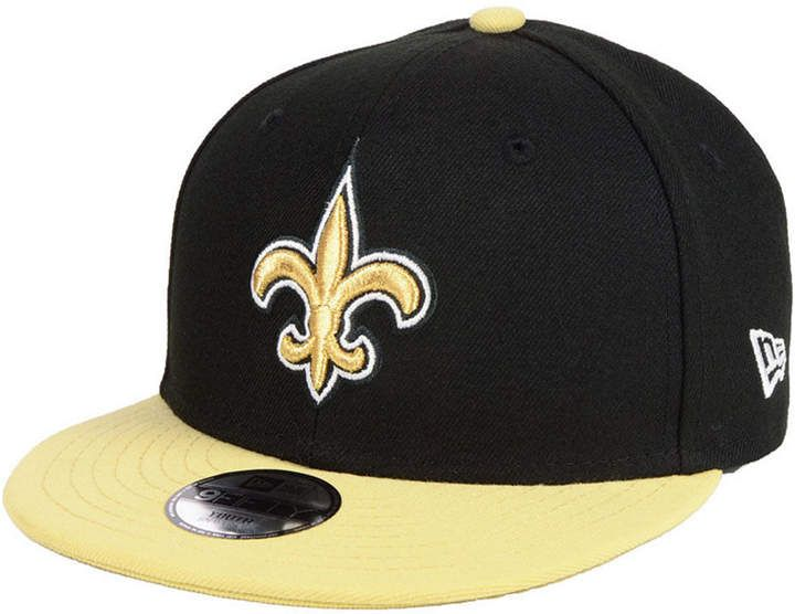 82adaa61 New Era Boys' New Orleans Saints Two Tone 9FIFTY Snapback Cap ...