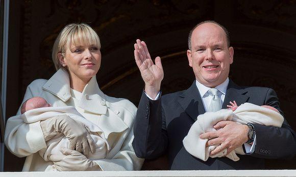 Monaco royals and their twins (princess-charlene3--a.jpg) Grace Kelly's grandbabes