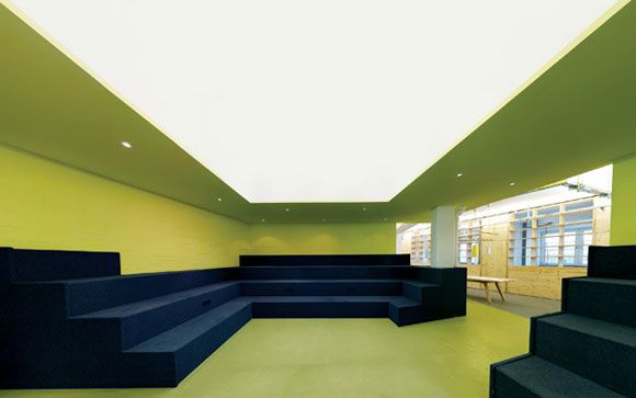 Rooms: When In...Berlin: Two Firms Collaborate On Betahaus