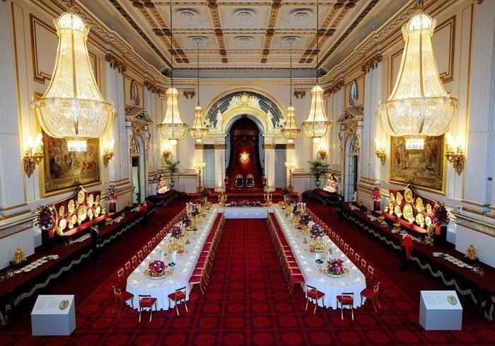 inside buckingham palace kitchen - Google Search (con ...