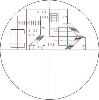 pop-up pattern