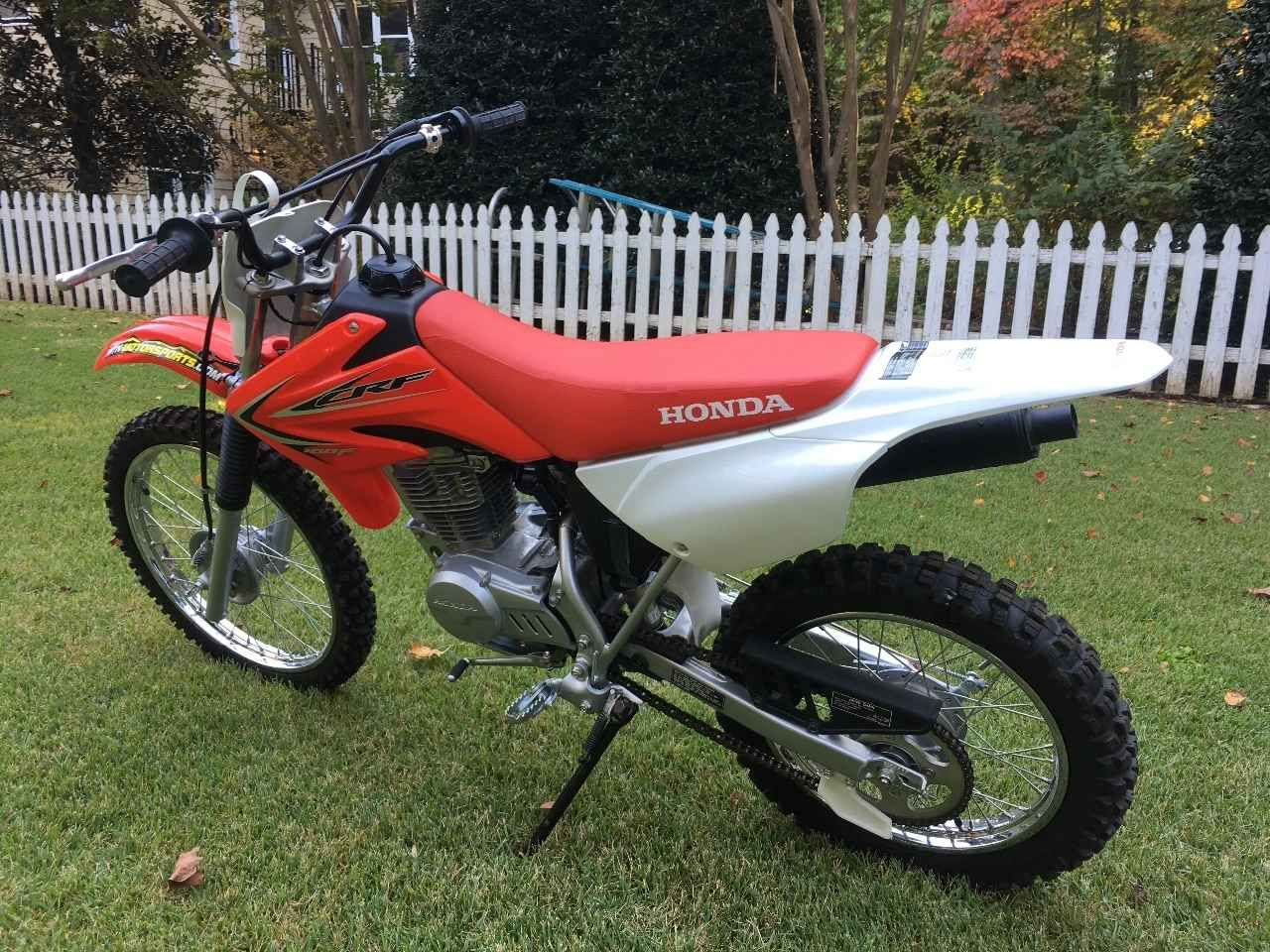 Used 2012 Honda Crf 100f Motorcycles For Sale In Georgia Ga 2012 Honda Crf100f Less Than 5 Hours Ride Time Bought New Motorcycles For Sale Motorcycle Honda