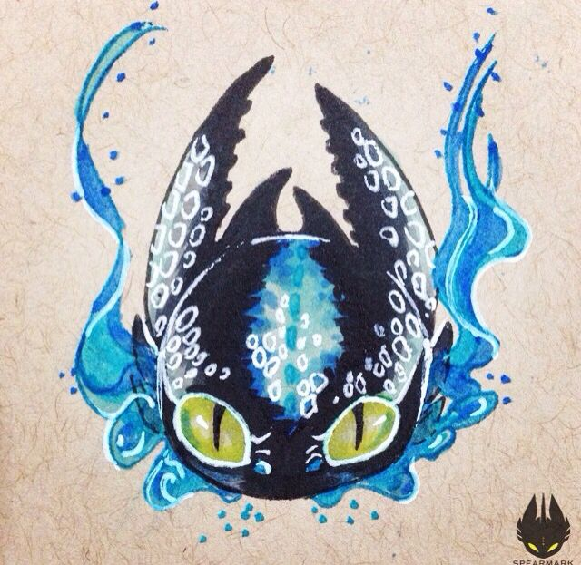 The alpha dragon