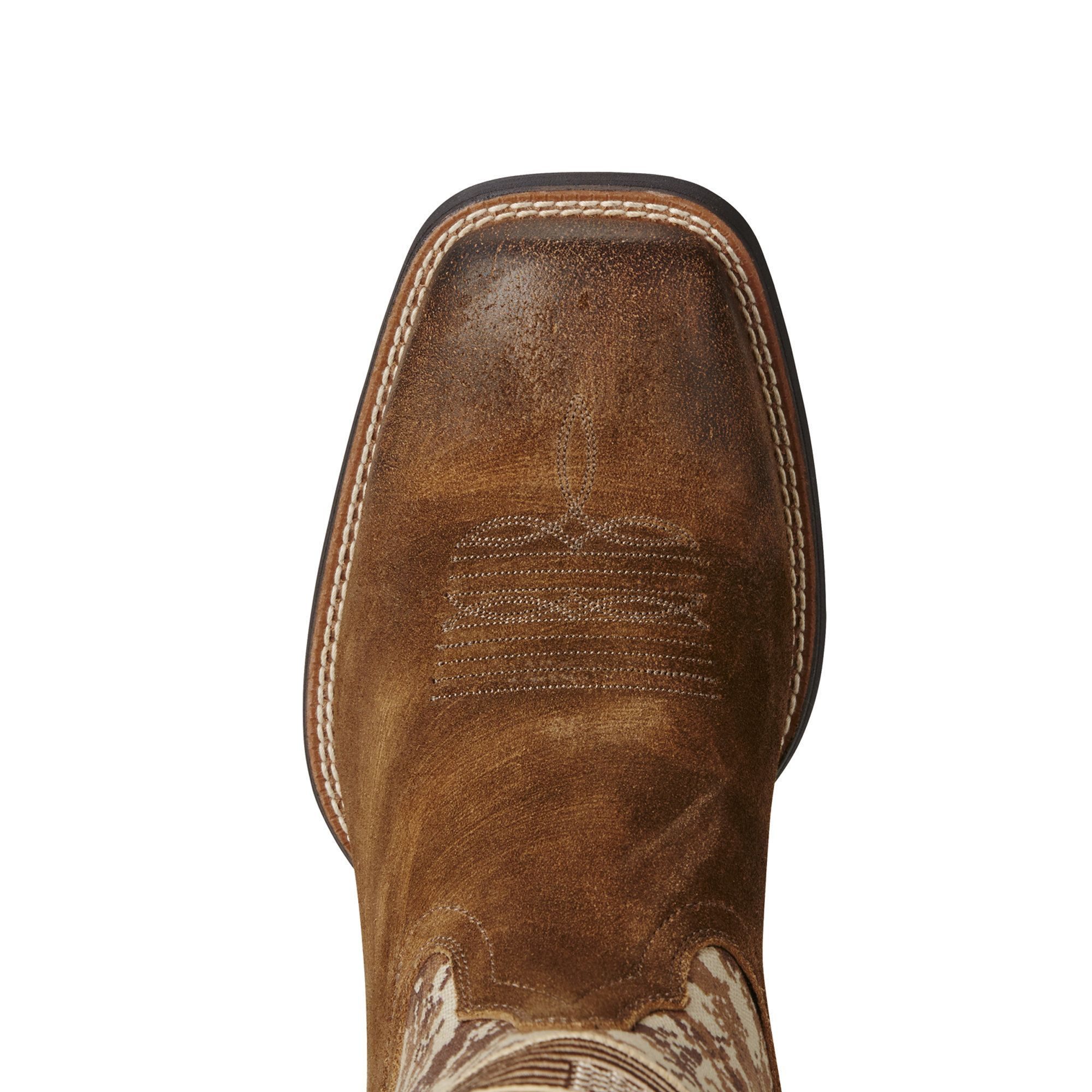 Sports Men's Sport Patriot Western Boots in Distressed