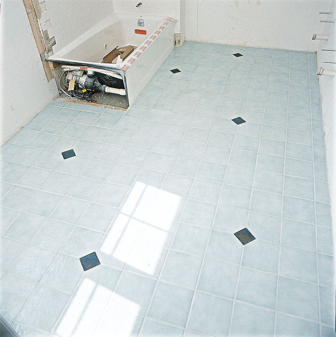 How to tile a floor grout tile flooring and ceramic tile floors